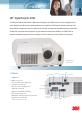 3M Digital Projector X30N