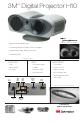3M Multimedia Projector H10