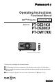 Panasonic PT-DW17KU