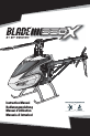 Blade 550X