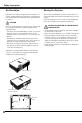 Eiki Owner's manual LC-XB41 EN Page 6