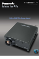 Panasonic PT-DW7000U-K
