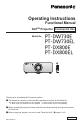 Panasonic PT-DW730E