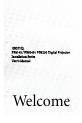 BenQ PB8250 - XGA DLP Projector